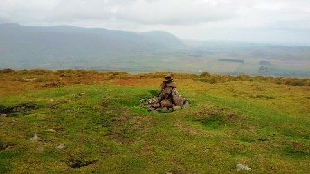 Summit of Great Mell Fell