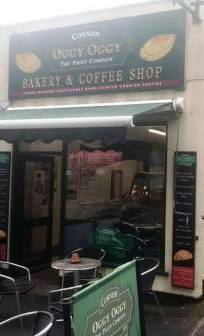 The Oggy Oggy shop in Minehead