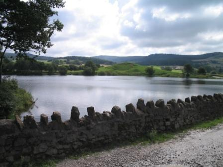 Beside Teggs Nose Reservoir