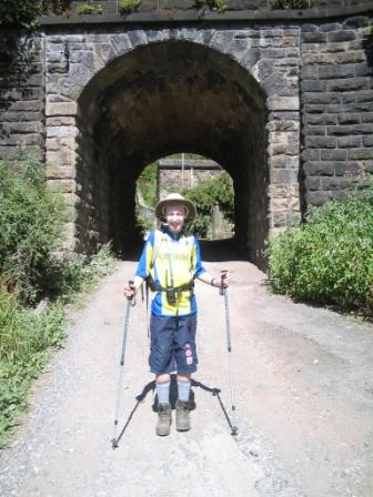 Jimmy at Charlestown Viaduct