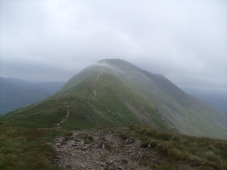 Looking ahead to St Sunday Crag