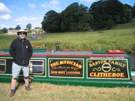 By the Leeds-Liverpool Canal