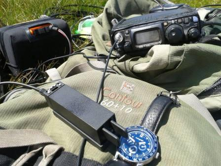 The radio gear