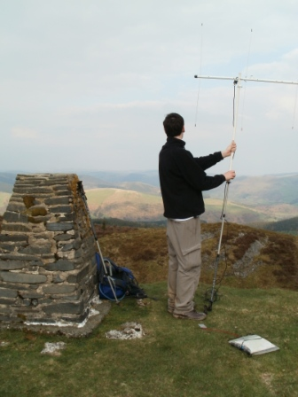 The SOTA Beam never produced a QSO on this one