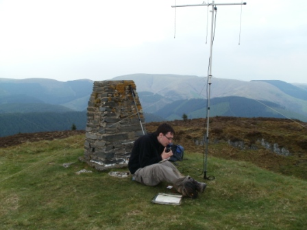 ...and now QRV