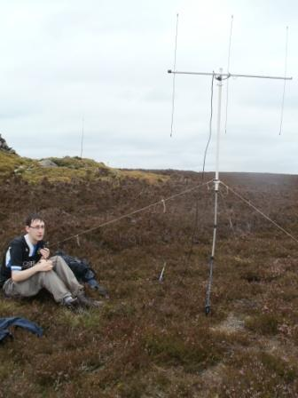 ...and QRV on 2m FM