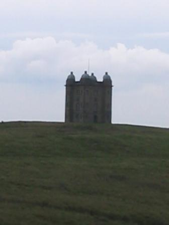 The Cage (folly) in Lyme Park