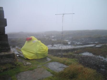 Bothy Bag activation from The Cheviot