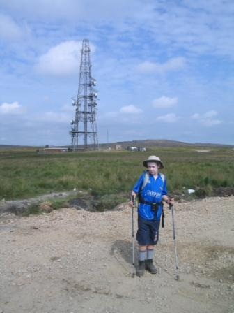 Windy Hill mast